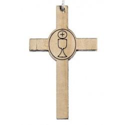 Cruz madera Comunión 10 x...
