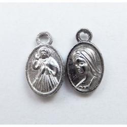 Medalla Virgen/Sagrado...