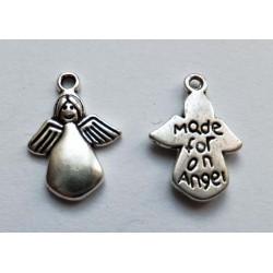 "Colgante ángel ""Made for on..."