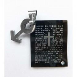 Trisagio simil perlas 5 mm (1 unidad)