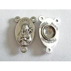 """Llavero circular """"Padre Nuestro"""" 32 mm (1 unidad)"""